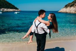 1sesja slubna na plazy grecka wyspa korfu 25 uai