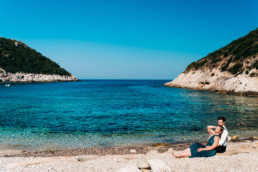1sesja slubna na plazy grecka wyspa korfu 3 uai