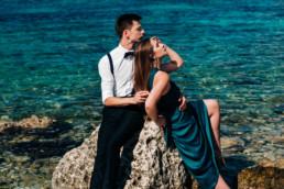 1sesja slubna na plazy grecka wyspa korfu 33 uai