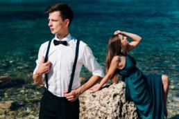 1sesja slubna na plazy grecka wyspa korfu 34 uai