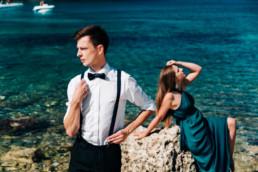 1sesja slubna na plazy grecka wyspa korfu 35 uai