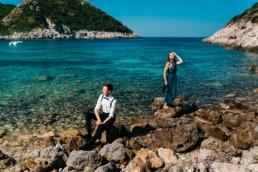 1sesja slubna na plazy grecka wyspa korfu 38 uai