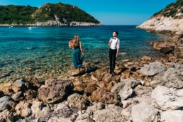 1sesja slubna na plazy grecka wyspa korfu 41 uai
