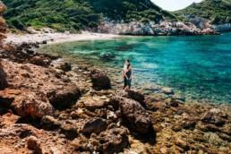 1sesja slubna na plazy grecka wyspa korfu 43 uai