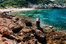 1sesja slubna na plazy grecka wyspa korfu 46 uai