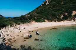 1sesja slubna na plazy grecka wyspa korfu 54 uai