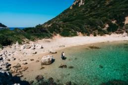 1sesja slubna na plazy grecka wyspa korfu 55 uai