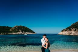 1sesja slubna na plazy grecka wyspa korfu 9 uai
