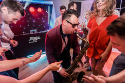 266 saksofon na wesele uai
