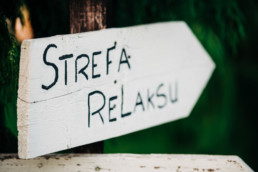 282 drogowskaz strefa relaksu uai