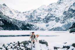 33 zimowa sesja slubna w tatrach 17 uai