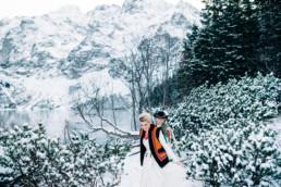 35 zimowa sesja slubna w gorach 11 uai