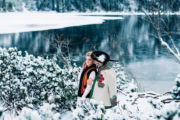 35 zimowa sesja slubna w gorach 3 uai