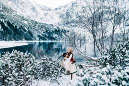 35 zimowa sesja slubna w gorach 6 uai