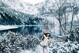 35 zimowa sesja slubna w gorach 7 uai