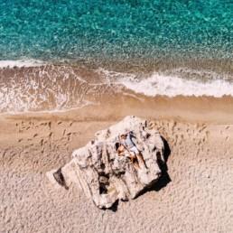 5 sesja narzeczenska na plazy 15 uai