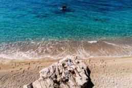 5 sesja narzeczenska na plazy 18 uai