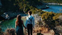 Bartek i Basia Sesja Plnerowa na Greckiej wyspie Korfu uai