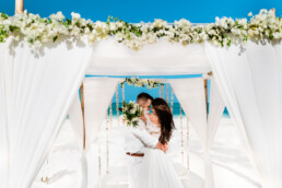 ślub na zanzibarze