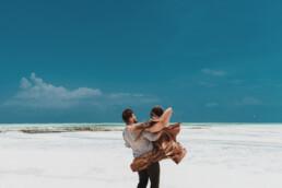sesja zdjęciowa na Zanzibarze
