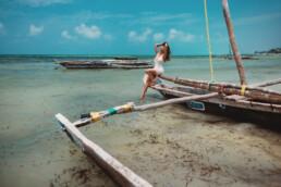 fotograf na Zanzibarze